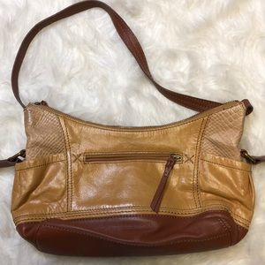 The Sak Genuine Leather Shoulder Purse